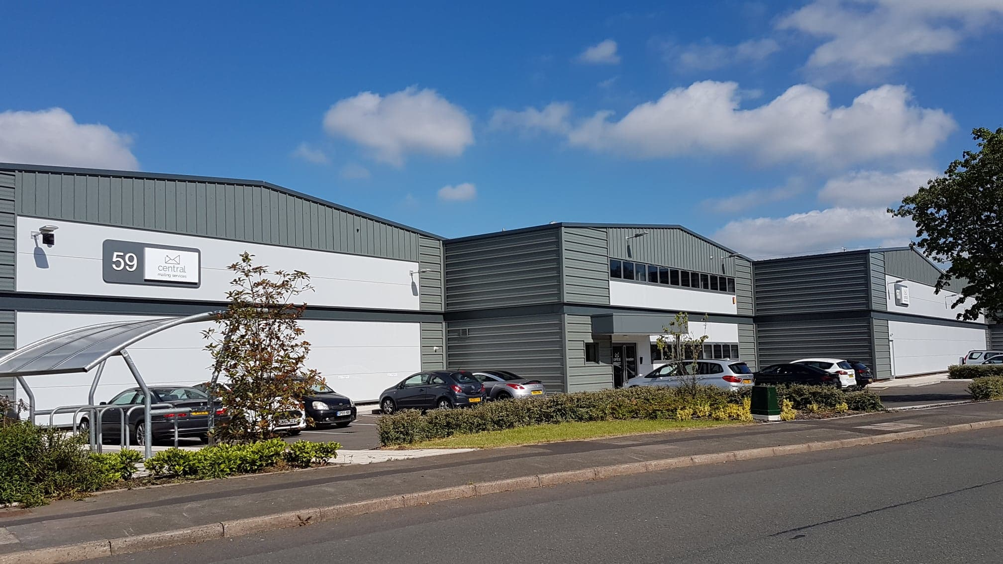 Unit 59-60 Gravelly Industrial Park Birmingham