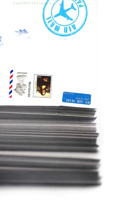 Overseas Mailing