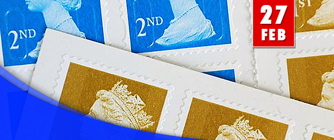 Stamp Costs