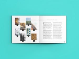 Metro Style Architecture magazine Design services