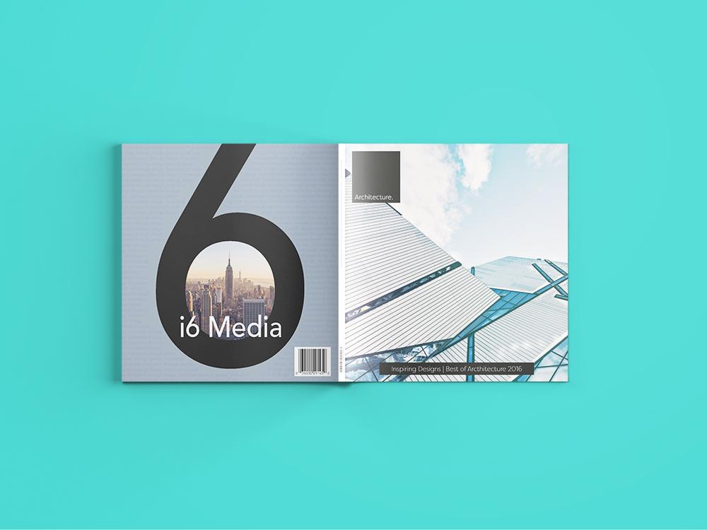 Architecture Magazine Design services