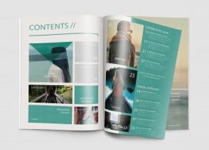 Brochure design Central Mailing Services