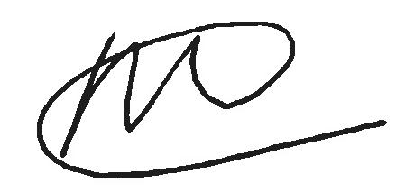 Mitesh Chouhan Signature